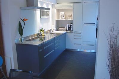 k chen in l form misura. Black Bedroom Furniture Sets. Home Design Ideas